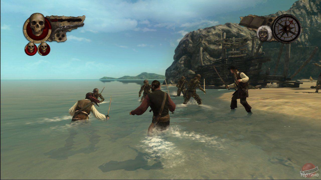 Фичер пятёрка игр про пиратов